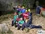 Uscita Scout Buso della Rana (2)